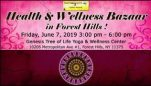 Free ! Holistic Bazaar at Yoga studio in Forest Hills
